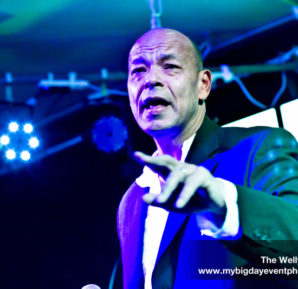 Roland Gift : Live