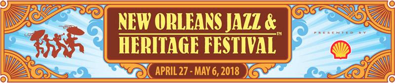 New Orleans Jazz & Heritage