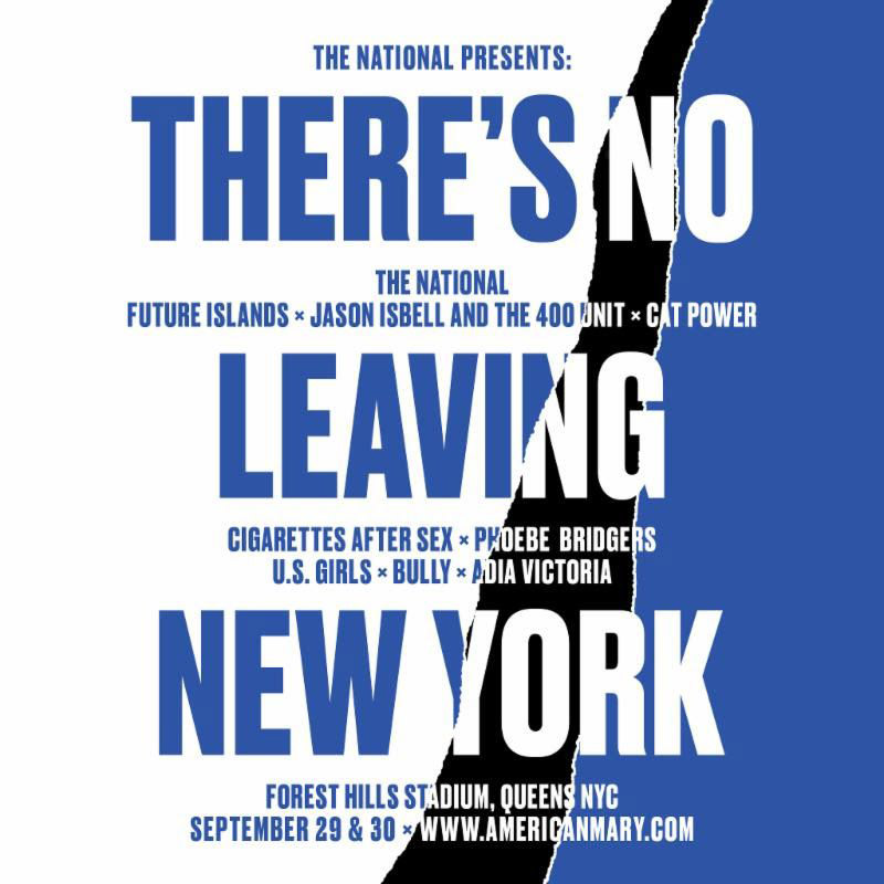 There's No Leaving New York