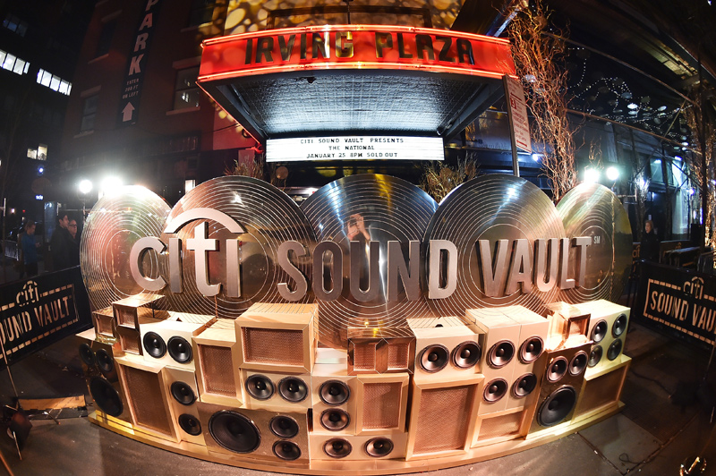 Citi Sound Vault