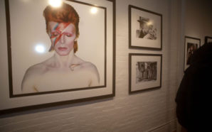 David Bowie Photography Exhibit