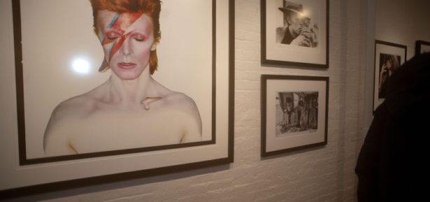 David Bowie Photography Exhibit