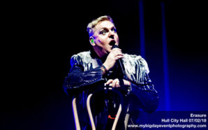 Erasure – Live in Hull