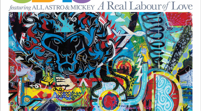 UB40 featuring Ali, Astro & Mickey – A Real Labour of Love