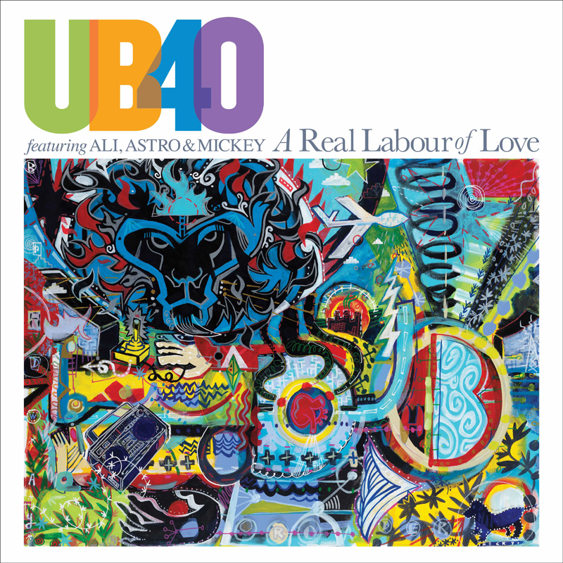 UB40 : A Real Labour of Love