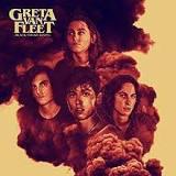 Greta Van Fleet : Black Smoke Rising EP