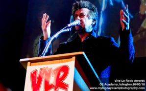 Vive Le Rock Awards 2018 Recap