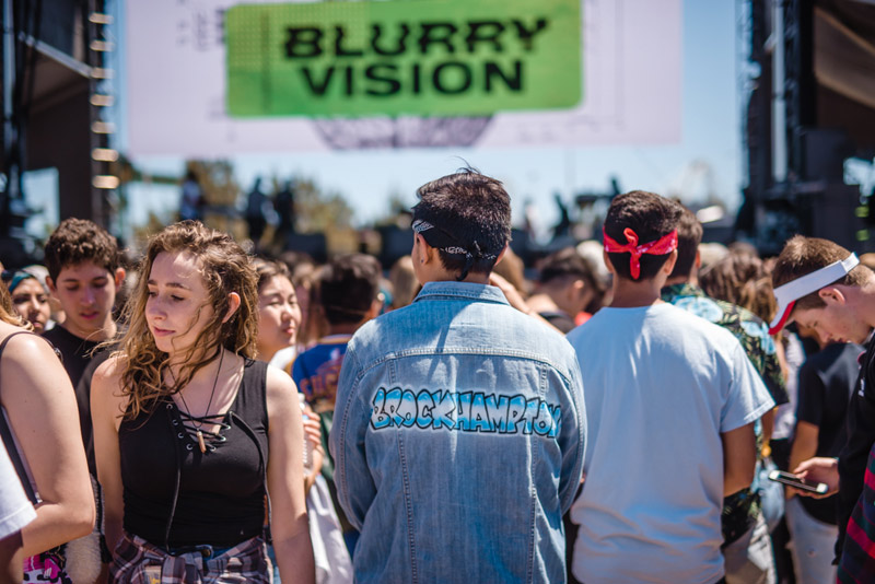 Blurry Vision 2018 Recap - photo by Holy Mountain