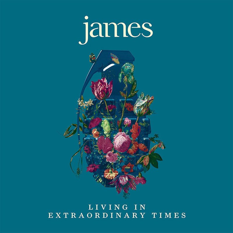 James : Living In Extraordinary Times