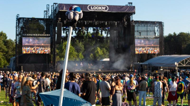 LOCKN' Festival 2018 Recap