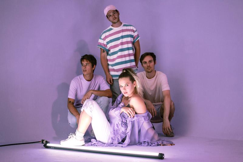 Transviolet : Live