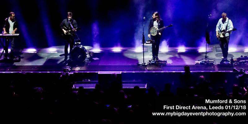 Mumford & Sons : Live