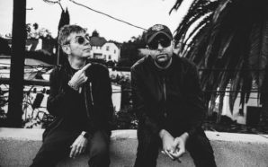 Andy Rourke of Blitz Vega