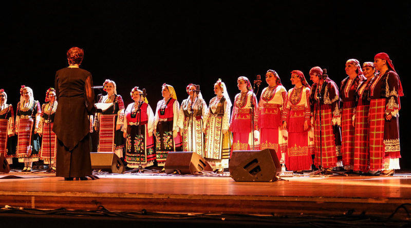 The Mystery of the Bulgarian Voices
