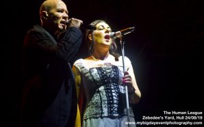 The Human League : Live