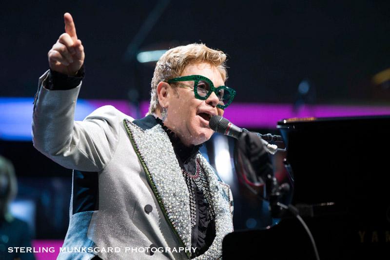 Elton John : Live