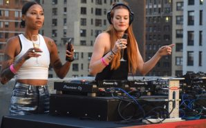 Ultra Records Rooftop Party Photo Gallery