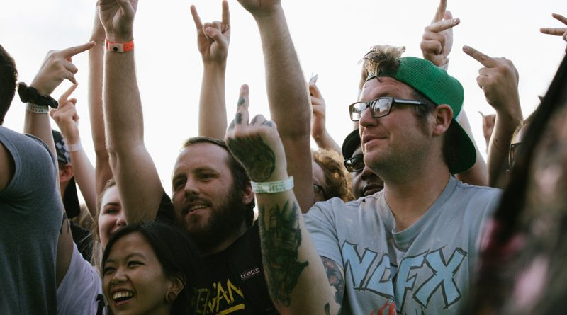 Riot Fest Recap - Day Two