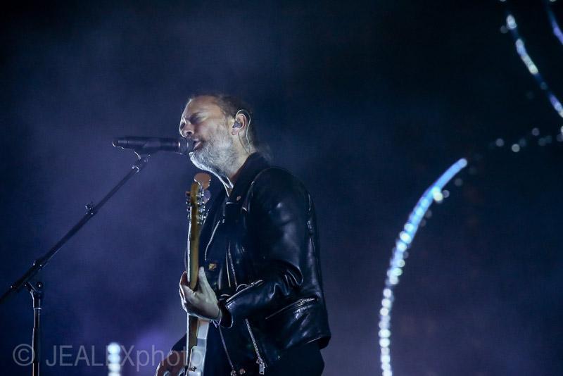 Thom Yorke : Live