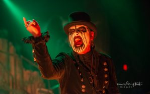 King Diamond Concert Photo Gallery