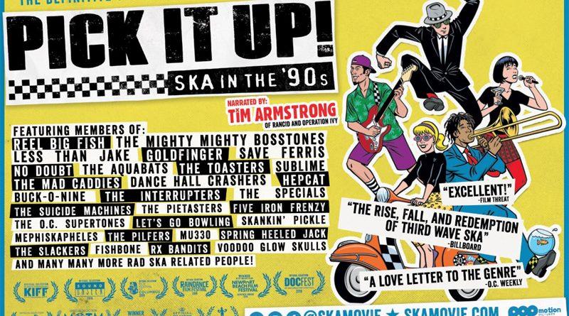 Pick It Up! Ska In the 90's DVD