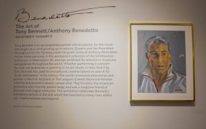 Tony Bennett Art Exhibit