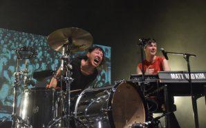 Matt & Kim – 'Grand' Live