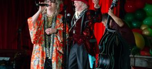 Squirrel Nut Zippers : Live