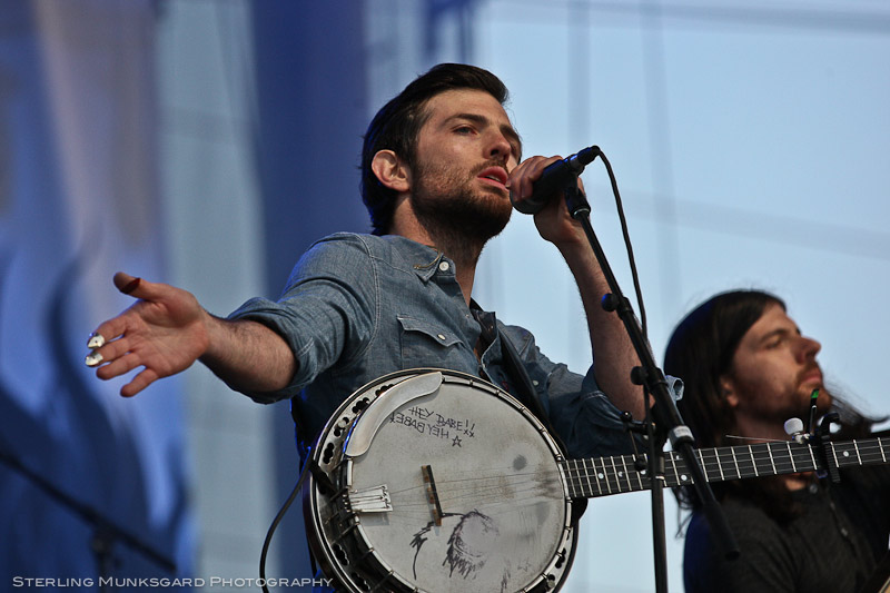 The Avett Brothers : Live