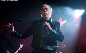 Peter Murphy Bowie Tribute Concert Photo Gallery