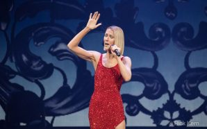 Celine Dion Concert Photo Gallery