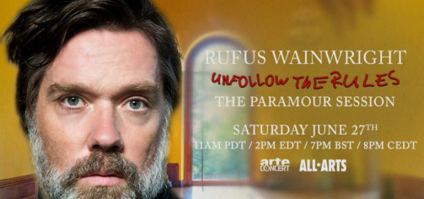 Rufus Wainwright - Live