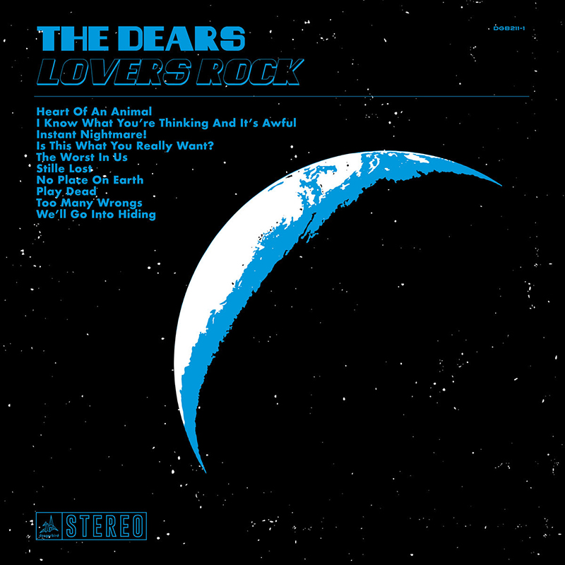 The Dears : Lovers Rock