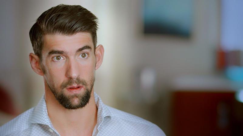 Michael Phelps : Q&A