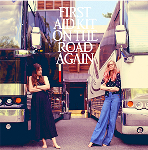 First Aid Kit - On the Road Again (Willie Nelson cover)
