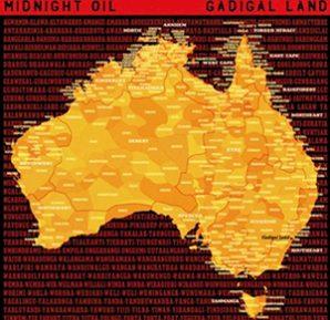 Midnight Oil - Gadigal Land