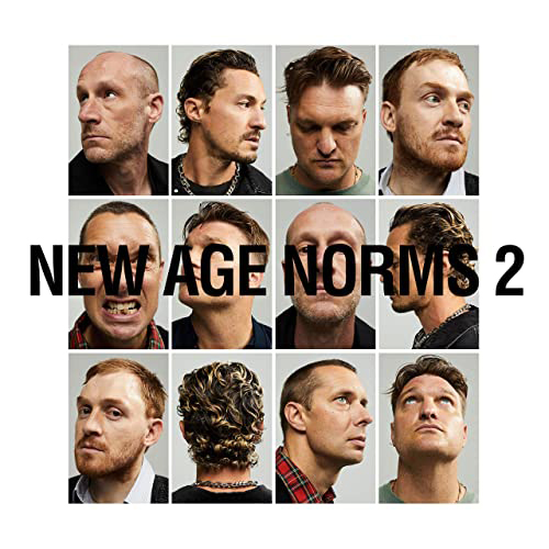 Cold War Kids : New Age Norms 2
