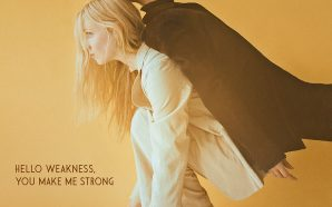 Gracie and Rachel – Hello Weakness, You Make Me Strong