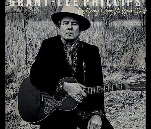 Grant-Lee Phillips : Lightning, Show Us Your Stuff