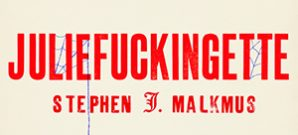 "Stephen Malkmus - ""Juliefuckingette"""