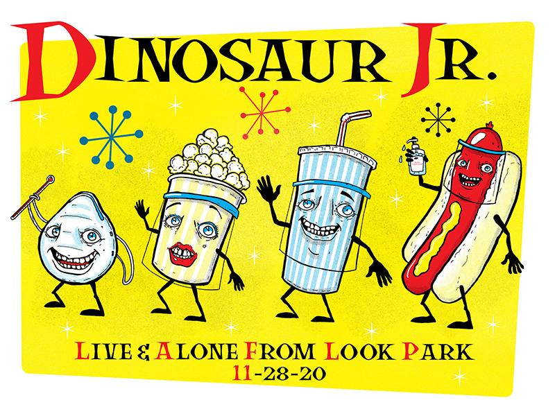 Dinosaur Jr : Live