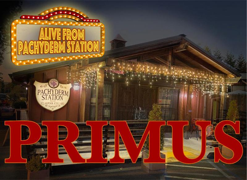 Primus : Live