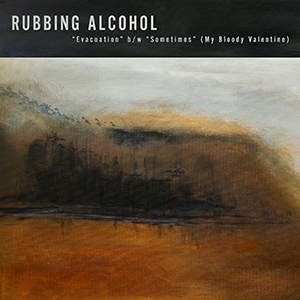 Rubbing Alcohol - Evacuation
