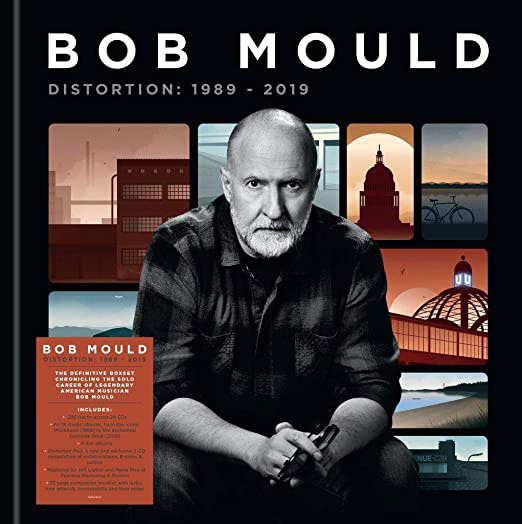 Bob Mould : Disruption: 1989-2019
