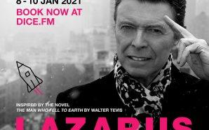 David Bowie's 'Lazarus' Livestream