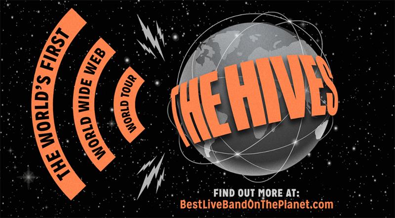 The Hives : Livestream