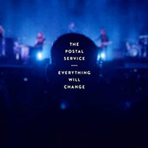 The Postal Service – Everything Will Change