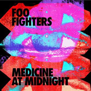 Foo Fighters : Medicine At Midnight