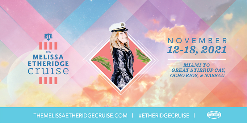 Melissa Etheridge Cruise