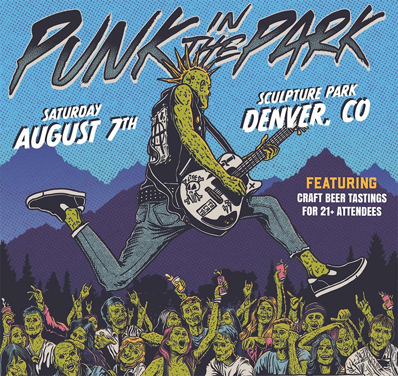 Punk in the Park - Colorado